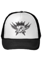 Skull Designs on Hats