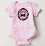Skull Designs on Baby Apparel