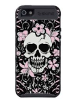 Skull Designs on Electronics Cases